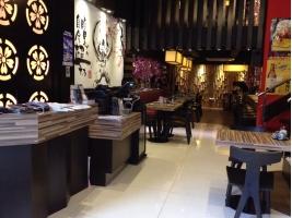 ร้านอาหาร Yuna Japanese Rstaurant & Bar