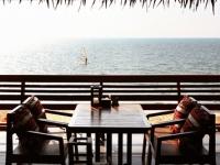 ร้านอาหาร The View Beach Bar & Restaurant - พัทยา